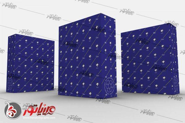 طراحی مجدد جعبه های قطعات خودرو ایساکو
